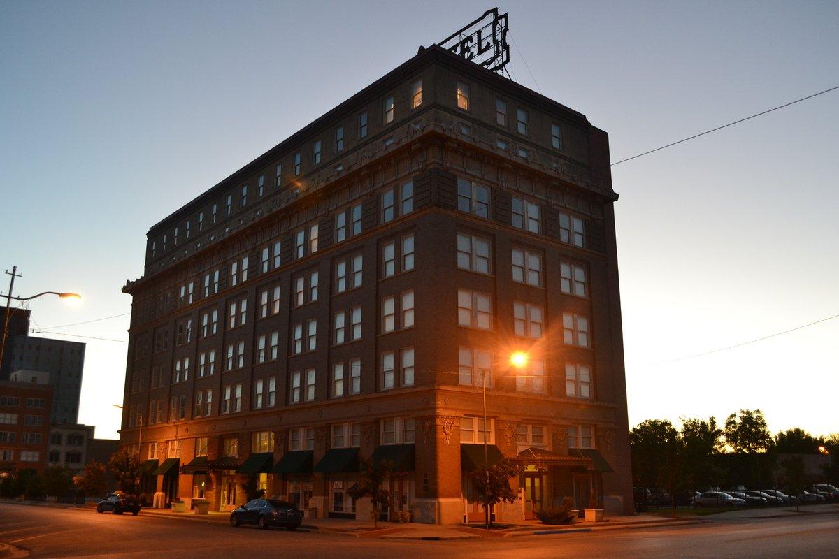 Living Downtown Downtown Wichita Falls Development